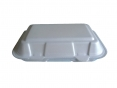 EPS clamshell food container